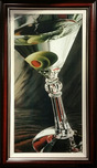 Arvid Art For Sale Arvid Art For Sale Classic Martini (Framed)