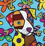 Romero Britto Art Romero Britto Art Coco Dreams