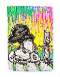 Tom Everhart prints Tom Everhart prints Coconut Bouffant