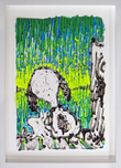 Tom Everhart prints Tom Everhart prints Coconut Couture (Original) - Framed