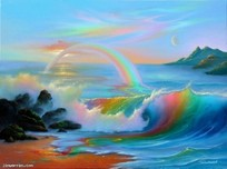 Jim Warren Fine Art Jim Warren Fine Art Colorful World
