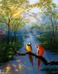 Jim Warren Fine Art Jim Warren Fine Art Colors of The Rainbow