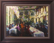 Michael Flohr Art Michael Flohr Art Crystal Cafe