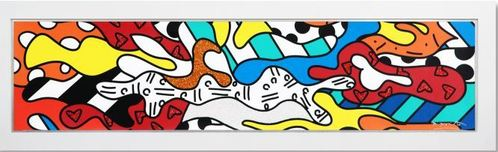 Romero Britto Art Romero Britto Art Crystal Bridges