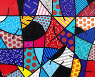 Romero Britto Art Romero Britto Art Curves (SN)