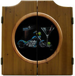 Michael Godard Art & Prints Michael Godard Art & Prints Dart Cabinet - Custom Martini