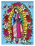Romero Britto Art Romero Britto Art Divine Blue