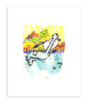 Tom Everhart prints Tom Everhart prints Dogg E Paddle XXVI (26)