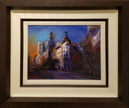 Michael Flohr Art Michael Flohr Art Dreams of Madrid (Framed)