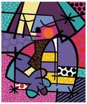 Romero Britto Art Romero Britto Art Dusk