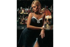 Fabian Perez Fabian Perez English Rose VII