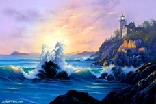 Jim Warren Fine Art Jim Warren Fine Art Everchanging Sea