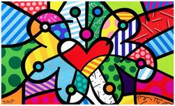 Romero Britto Art Romero Britto Art Evolution