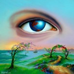 Jim Warren Fine Art Jim Warren Fine Art Eye of Mother Earth
