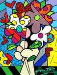 Romero Britto Art Romero Britto Art From Me (SN)