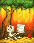 Fabio Napoleoni Fabio Napoleoni Filled with Love (Metal Art Print)