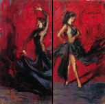 Henry Asencio Art Henry Asencio Art Flamenco and Italia