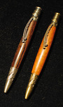 Allywood Creations Allywood Creations Fly Fisherman Pen - Wood
