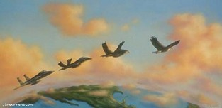 Jim Warren Fine Art Jim Warren Fine Art Fly Like an Eagle