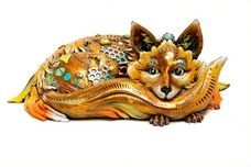 Nano Lopez Sculpture Nano Lopez Sculpture Foxy (large works)