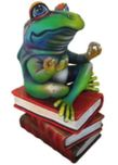 Carlos and Albert Carlos and Albert Book Club Frog
