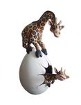 Carlos and Albert Carlos and Albert Giraffe Egg (Large)
