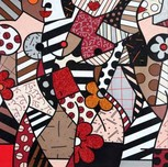 Romero Britto Art Romero Britto Art Grace (SN)