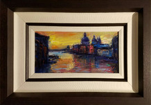 Michael Flohr Art Michael Flohr Art Grand Canal (Framed)