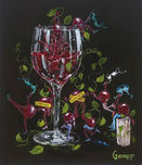 Michael Godard Fine Art Michael Godard Fine Art Grapes Gone Wild (17.5 x 23.5)