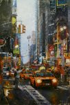 Mark Lague Mark Lague Hailing a Cab