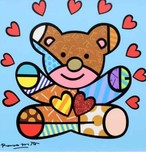 Romero Britto Art Romero Britto Art Happy Boy (SN)