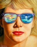 Jim Warren Fine Art Jim Warren Fine Art Hawaiian Eyes