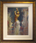 Henry Asencio Henry Asencio Heavenly (Original) Framed
