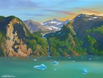Jim Warren Fine Art Jim Warren Fine Art Hidden Alaska