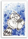 Tom Everhart Prints Tom Everhart Prints Hipster Dog Dreams