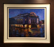 Michael Flohr Art Michael Flohr Art Historic Union Station (Framed)