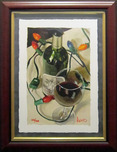Arvid Art For Sale Arvid Art For Sale Holiday Cheer (SN) - Framed