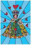 Romero Britto Art Romero Britto Art Holy Child