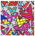 Romero Britto Art Romero Britto Art Huge 2