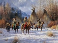 Martin Grelle Martin Grelle Hunter's Morning (Grande Edition)