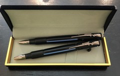 Allywood Creations Allywood Creations Bolt Action Rifle Pen - Thin Blue Line