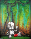 Fabio Napoleoni Fabio Napoleoni If I Could Only Go Back  (SN Canvas)