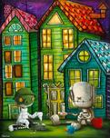 Fabio Napoleoni Fabio Napoleoni In Case of Emergency (SN) - Stretched