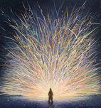 Robert Bissell Art Robert Bissell Art Inception - Hand-Enhanced
