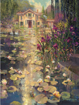 James Coleman Prints James Coleman Prints Irises & Lilies (SN)