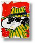 Tom Everhart prints Tom Everhart prints It's The Hat that Makes The Dude (AP)