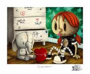 Fabio Napoleoni Fabio Napoleoni It's Yours Forever (AP) Itty Bitty Collection