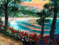James Coleman Prints James Coleman Prints Laguna Beach (SN)
