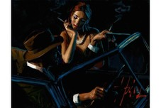 Fabian Perez Fabian Perez Late Night II