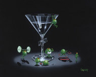Godard Martini Art Godard Martini Art Liquid Diet (SN)